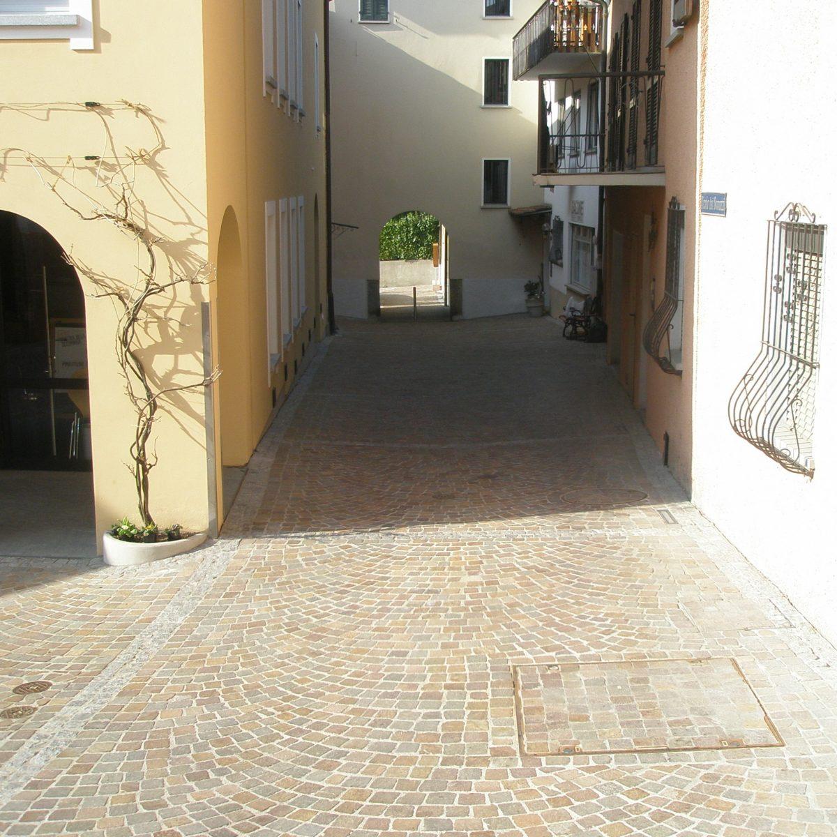 Infrastrutture Nucleo, Montagnola