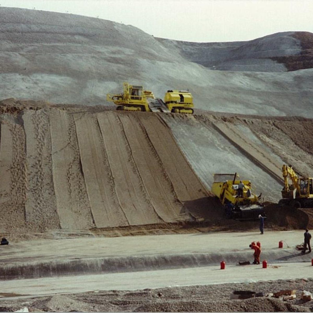 Smaltimento dei rifiuti, discarica Valle della Motta Coldrerio