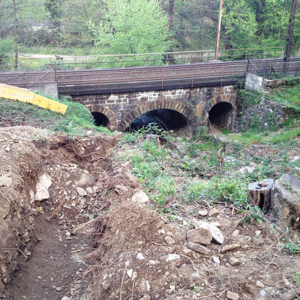 Sostituzione acquedotto esistente, Capriasca