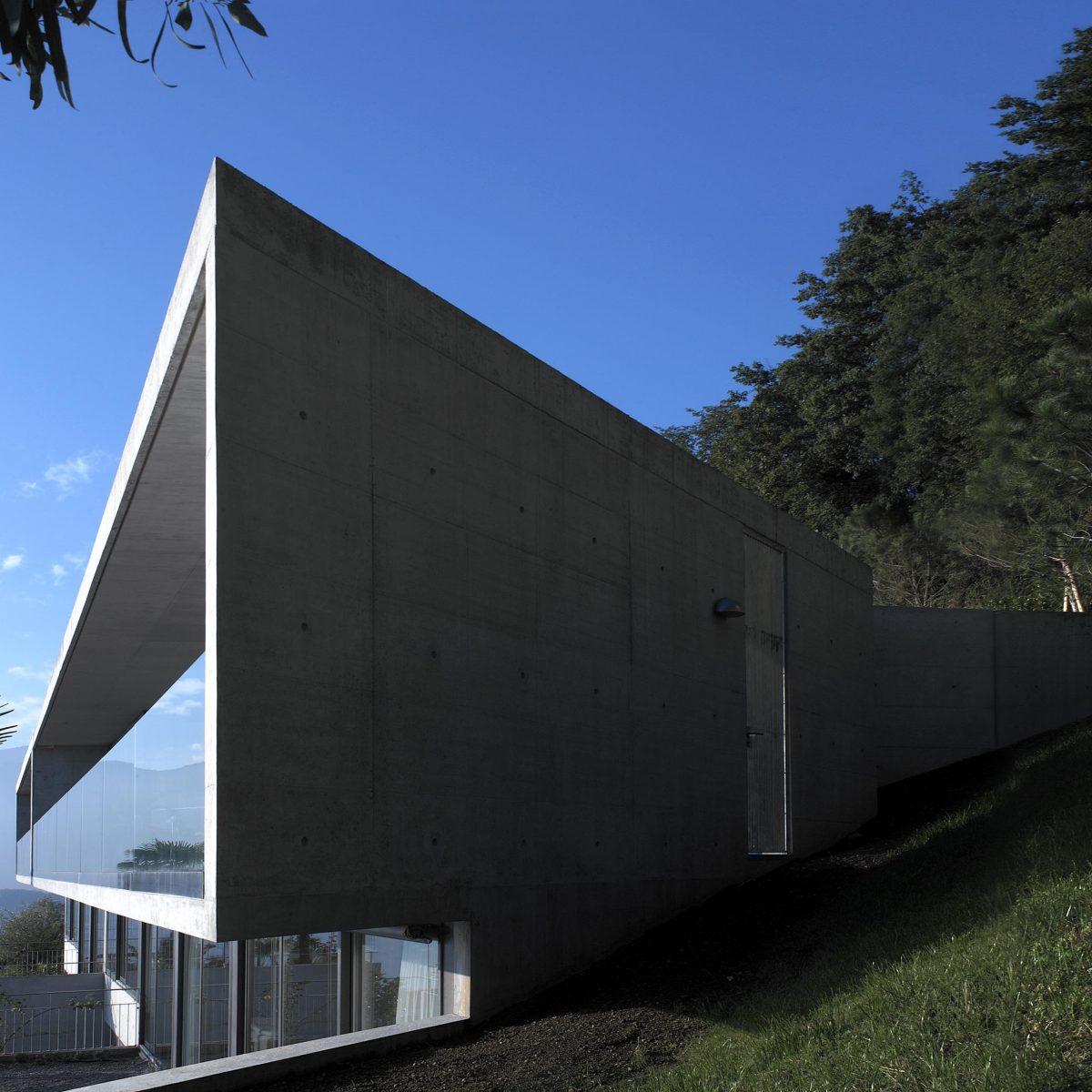 Villa unifamiliare, Aldesago