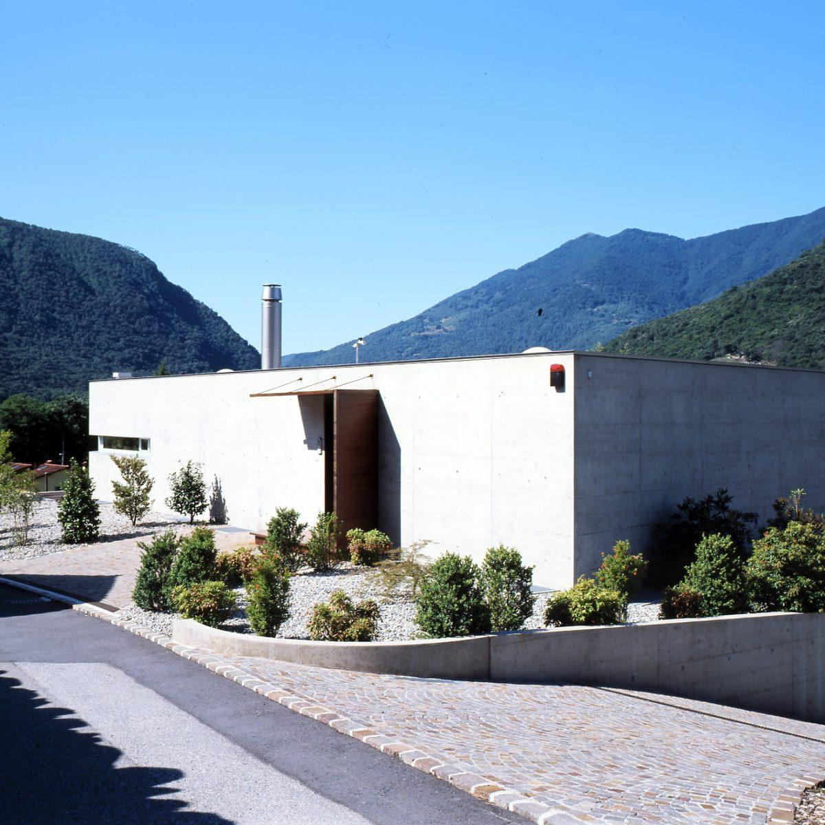 Villa Filippini, Bironico
