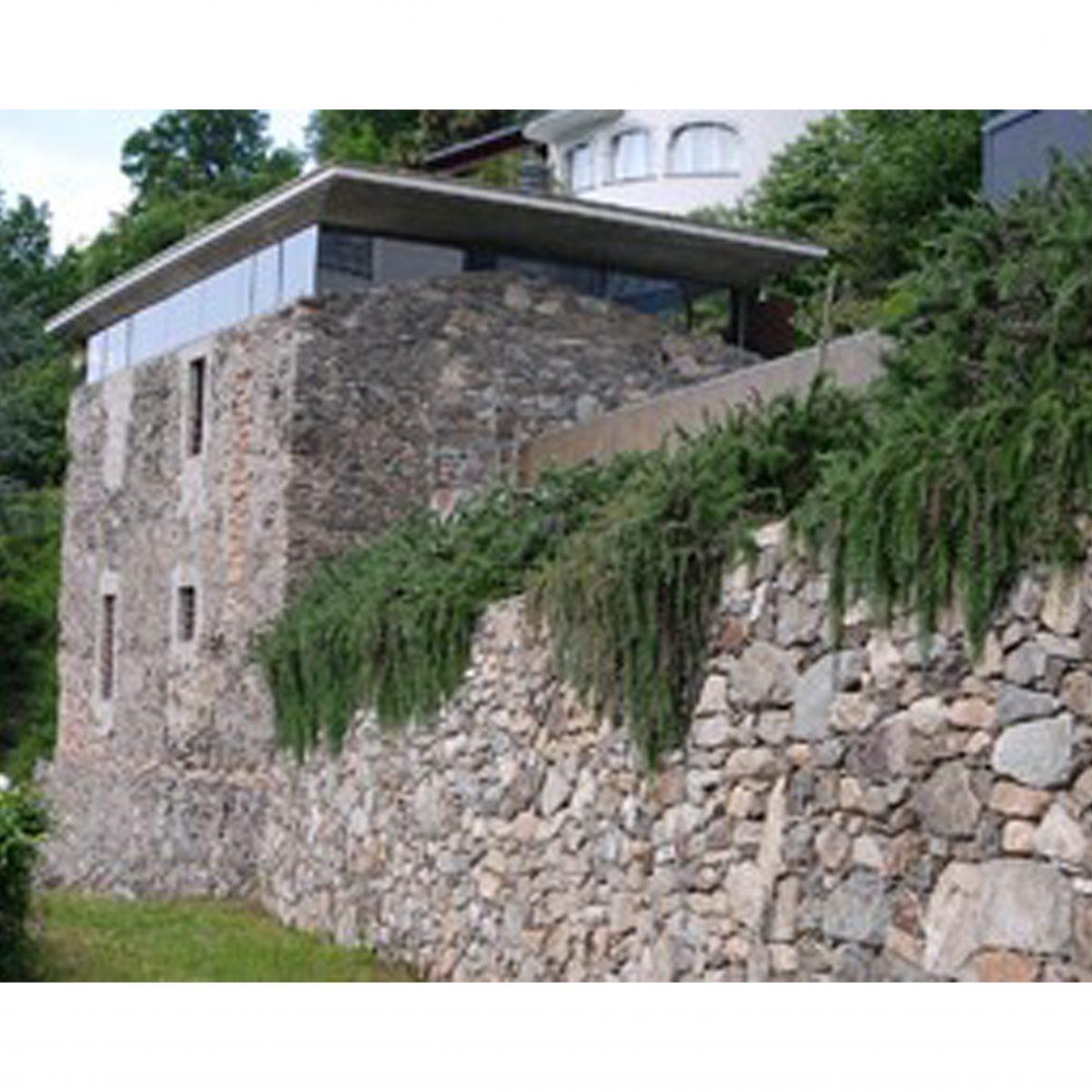 Ristrutturazione vecchio mulino, Vico Morcote