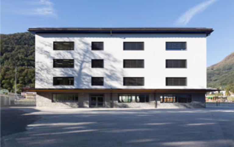 Scuola elementare, Capriasca