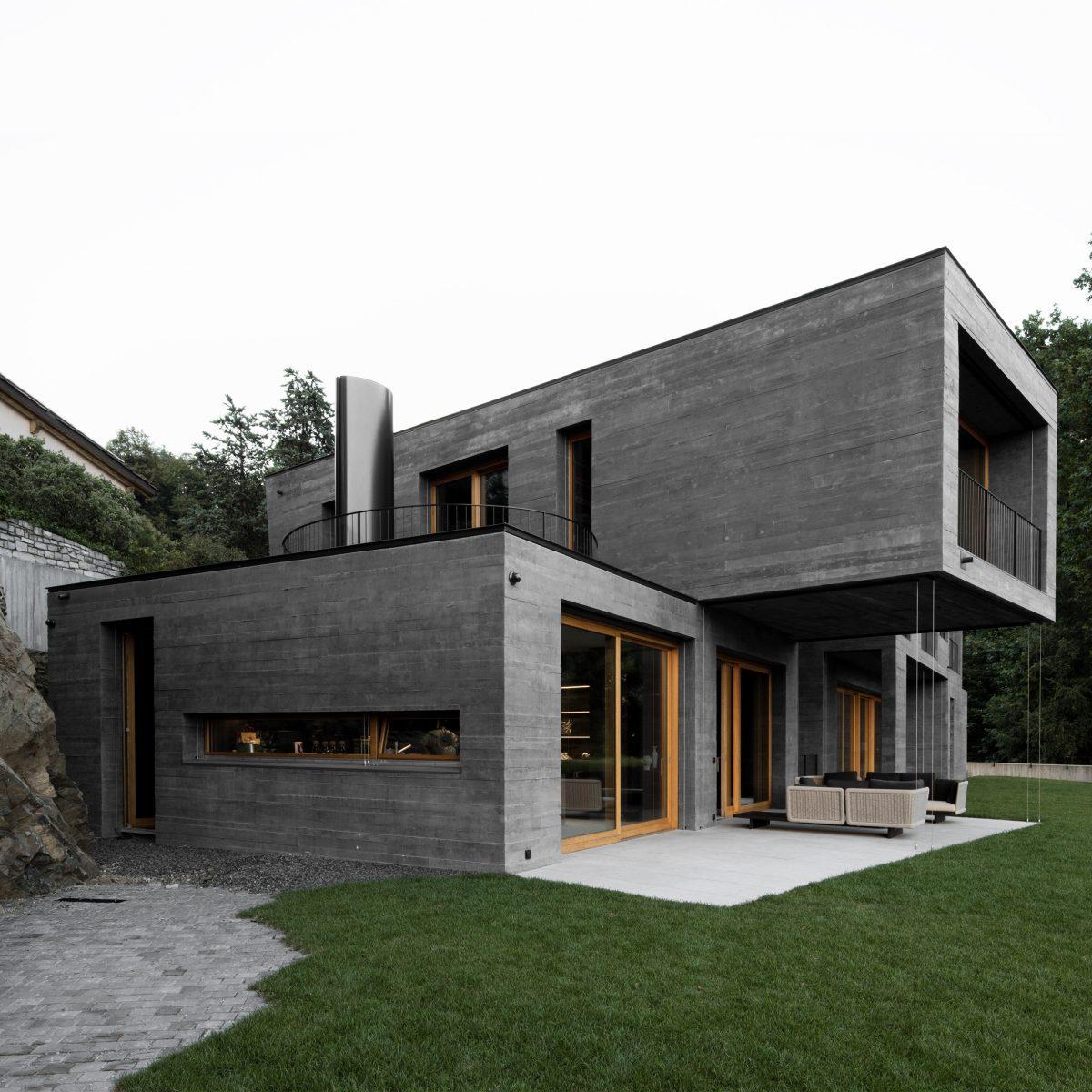 Villa, Montagnola