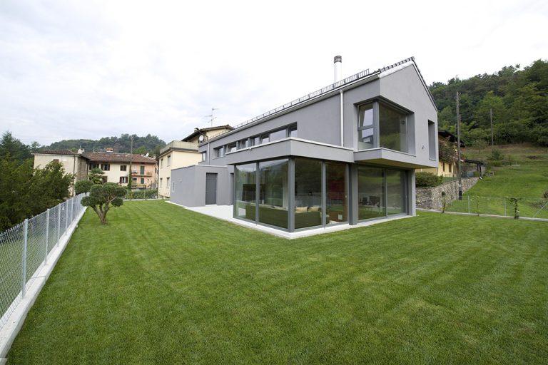 Casa unifamiliare, Monteggio