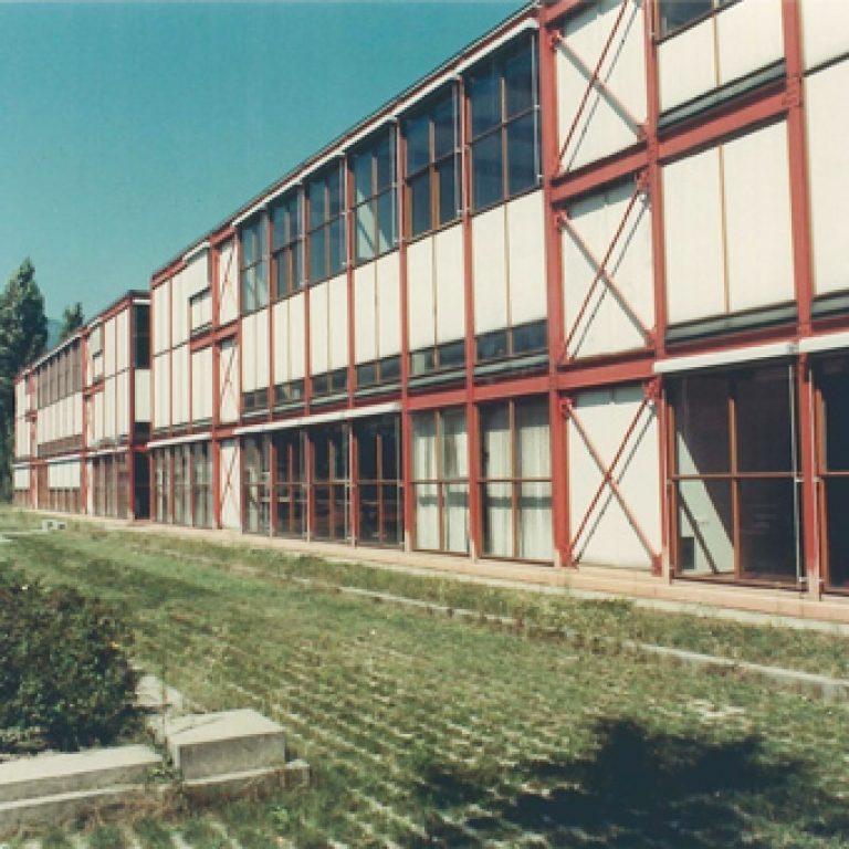SMU risanamento edifici, Losone