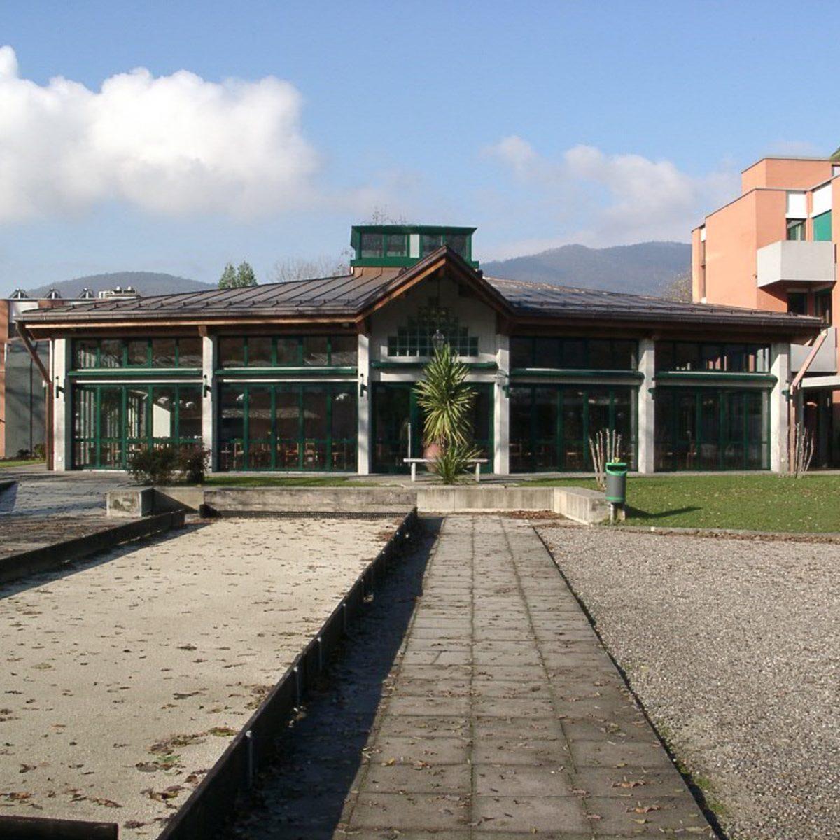 Nuova sala multiuso, Magliaso