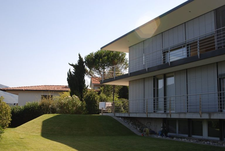 Villa Bignasca, Carona
