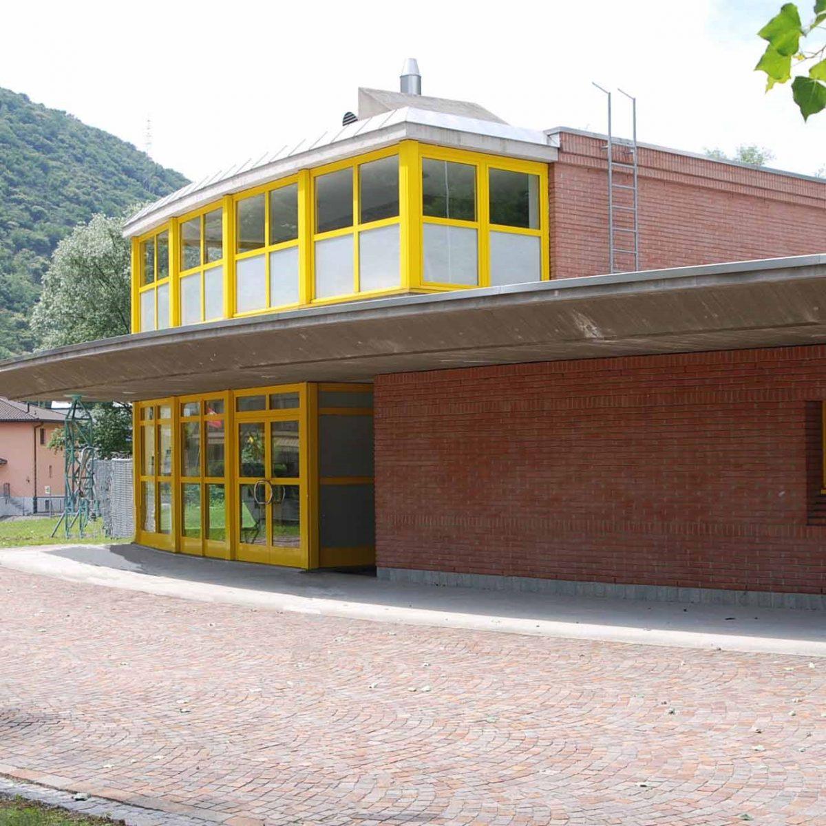 Casa dei bambini, Barbengo