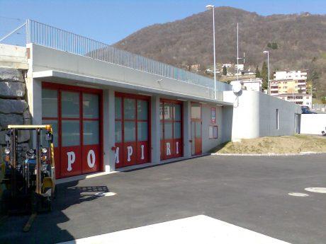 Centro protezione civile, Tesserete