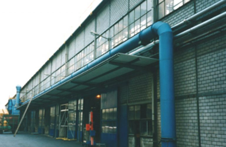 Opere industriali