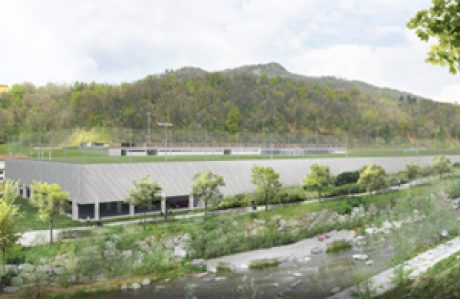 Centro sportivo Al Maglio, Città di Lugano