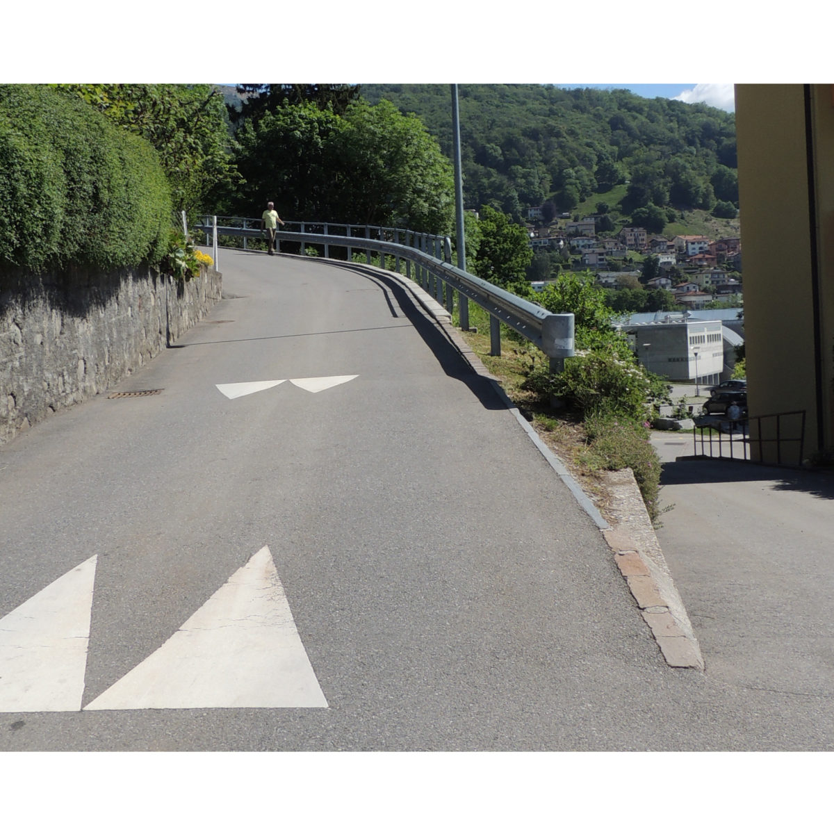 Riqualifica via al Convento e via Poggio, Capriasca