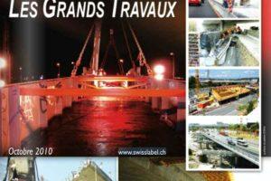 Swiss Label-Les Grands Travaux, 2010